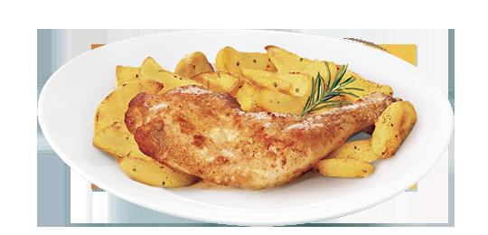 Pollo-con-patate